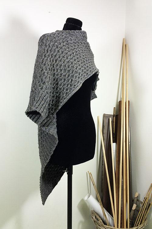 poncho_knit